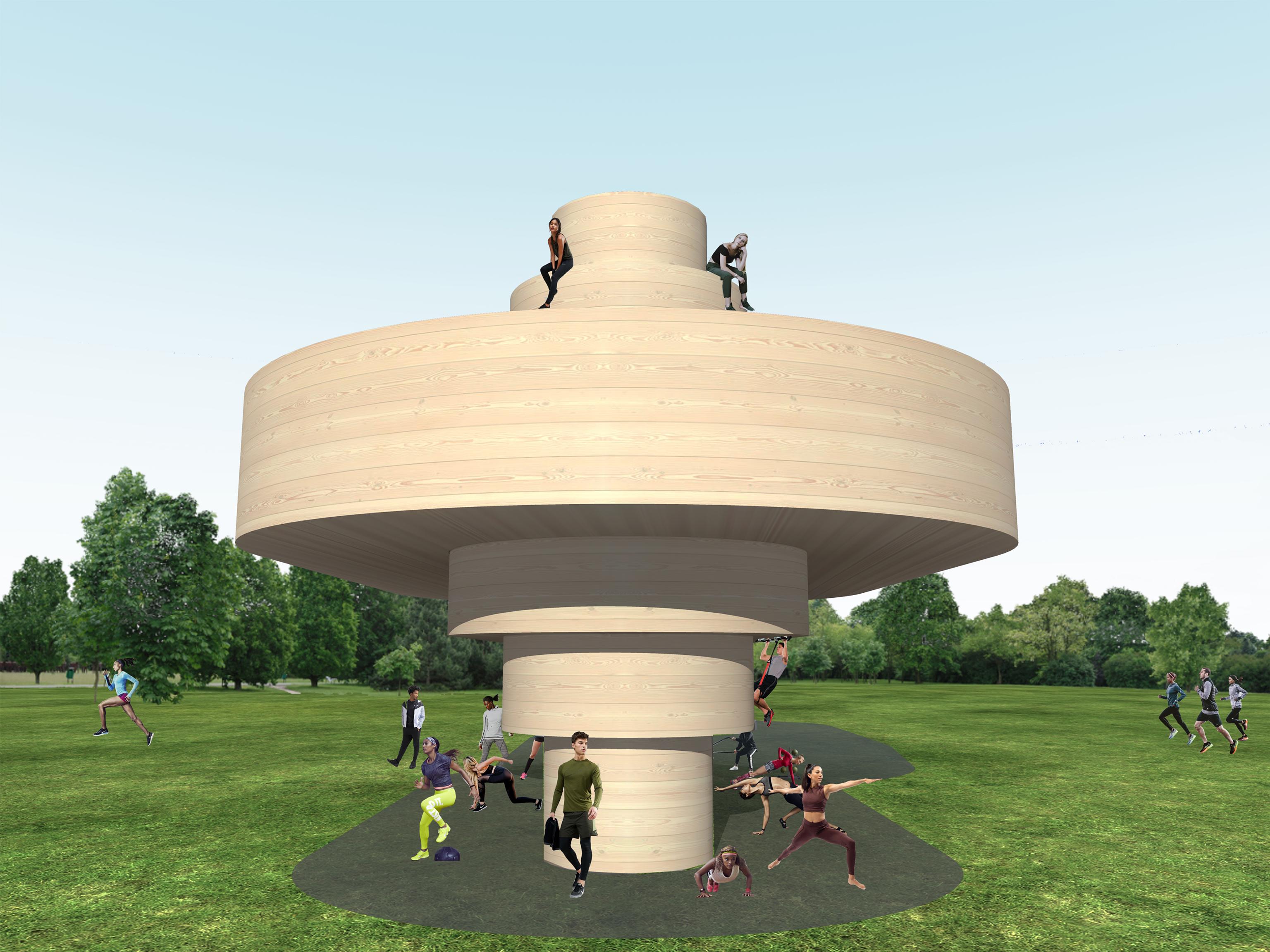 Image 01 Pavilion zU