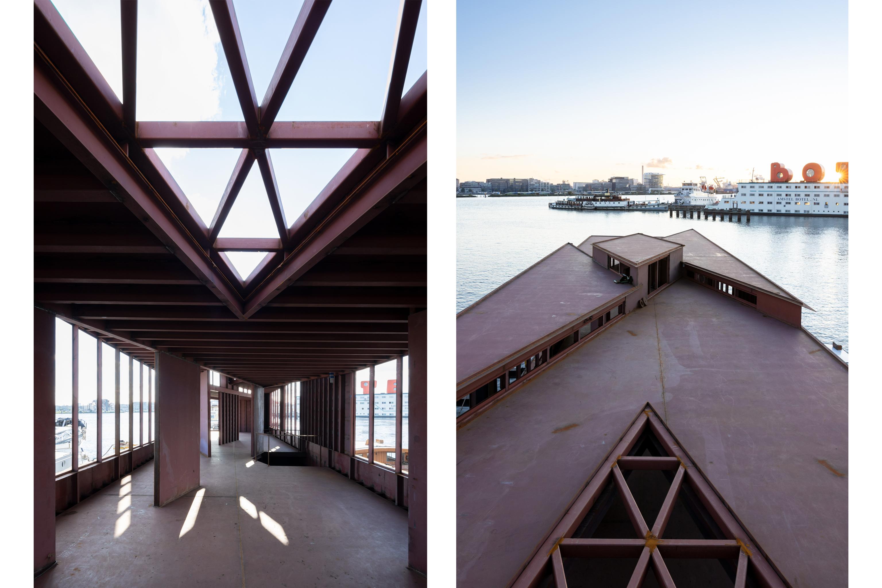 Visual 15b Floating Pavilion in Amsterdam zU-studio