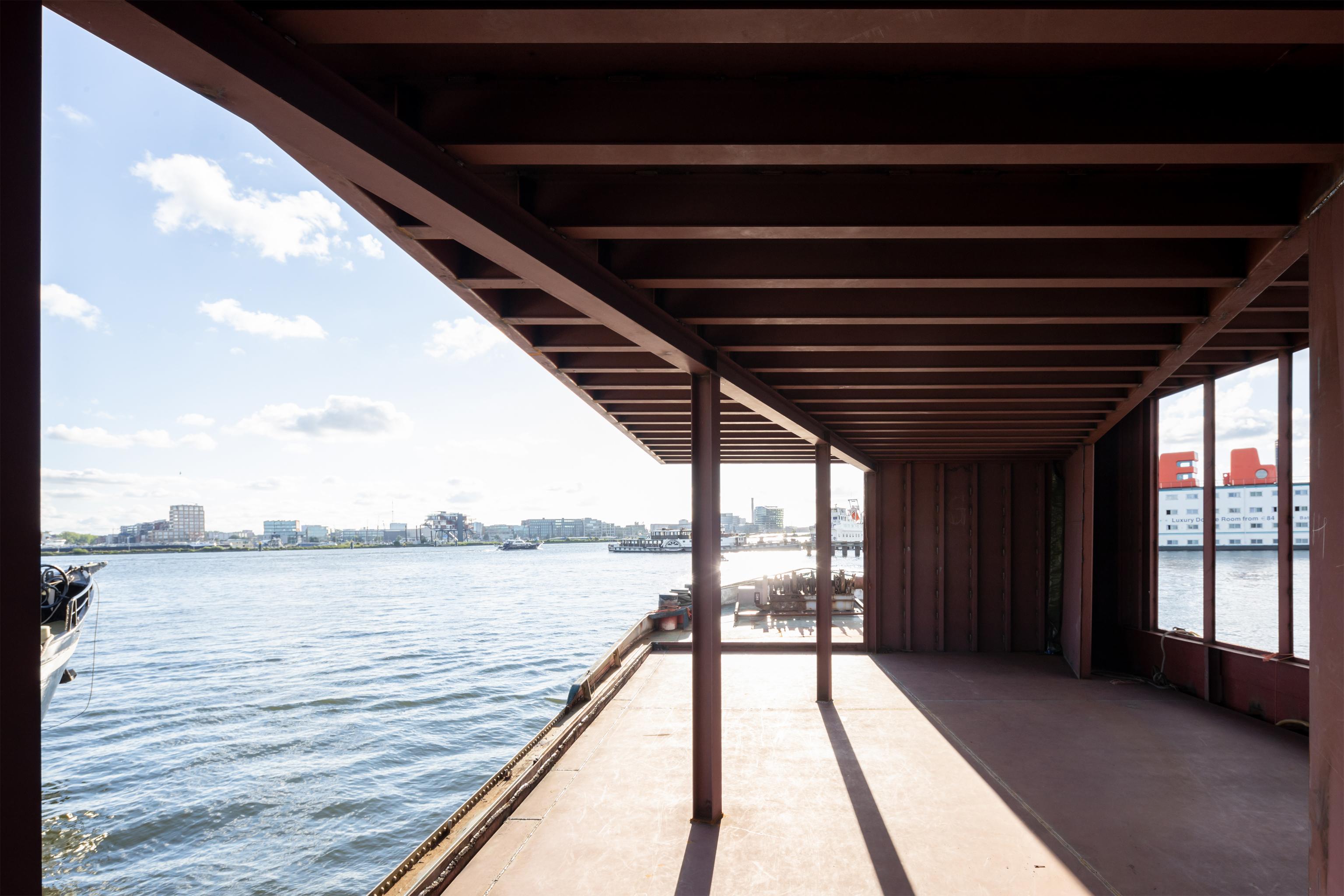 Visual 2 Floating Pavilion in Amsterdam zU-studio