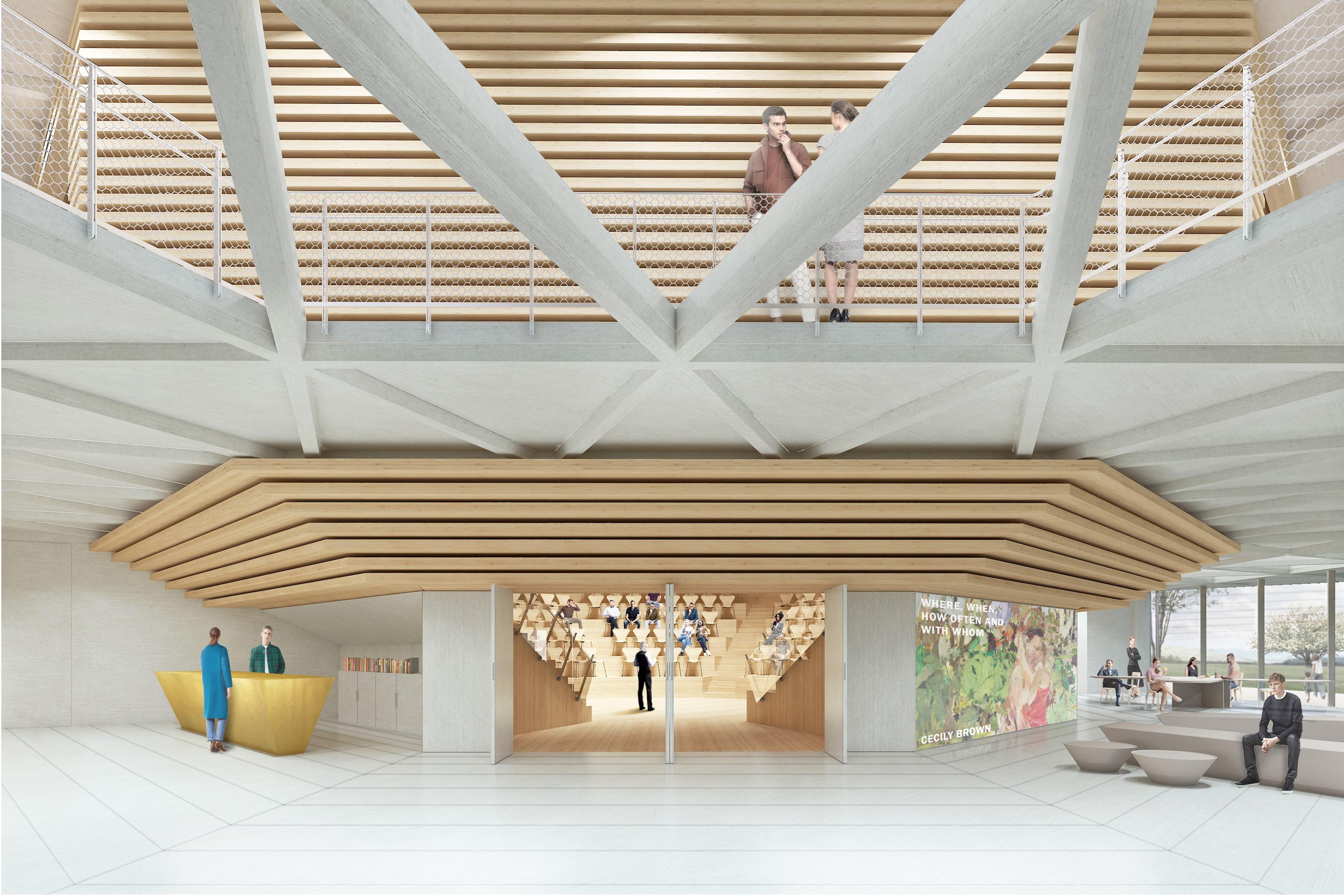 Cultural Centre Kiosco2 zU-studio architecture 08