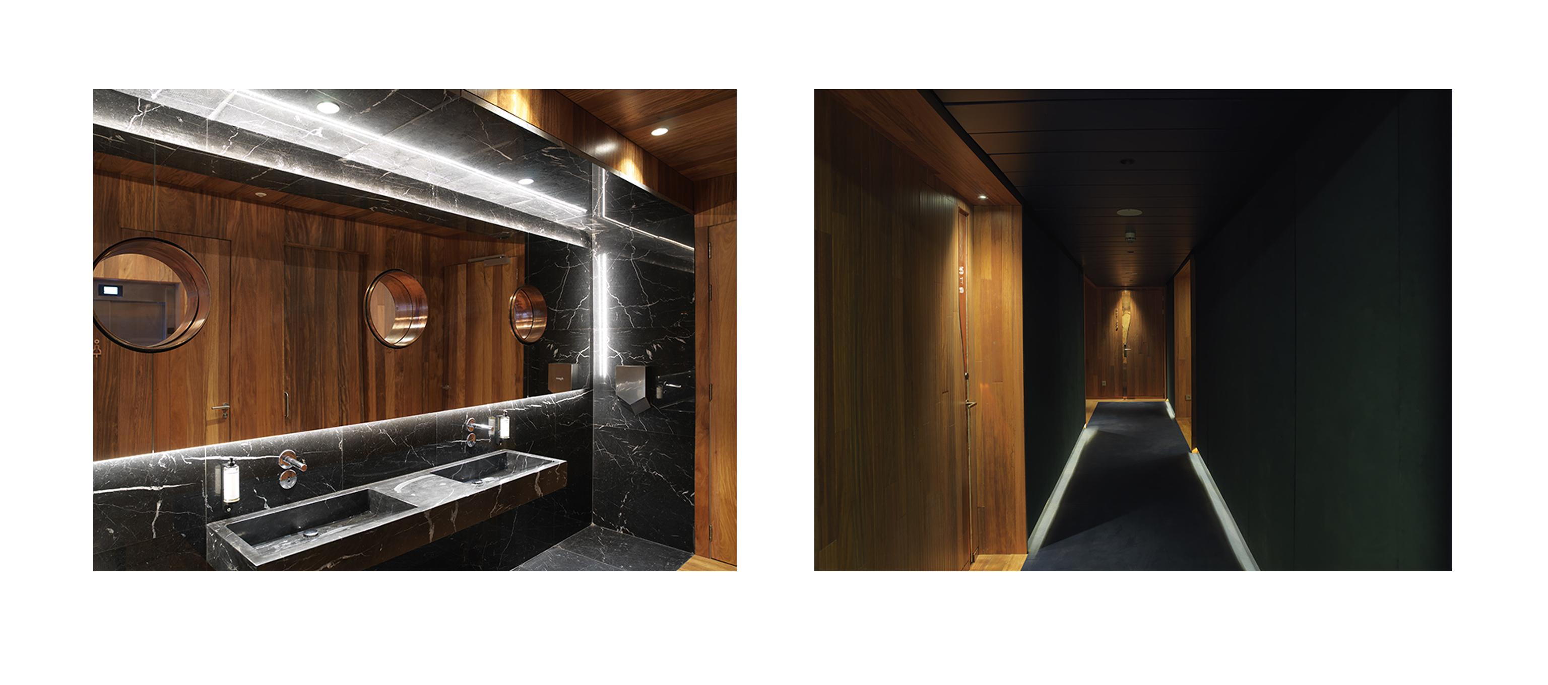 Boutique Hotel in San Sebastian zU-studio architecture Amsterdam6