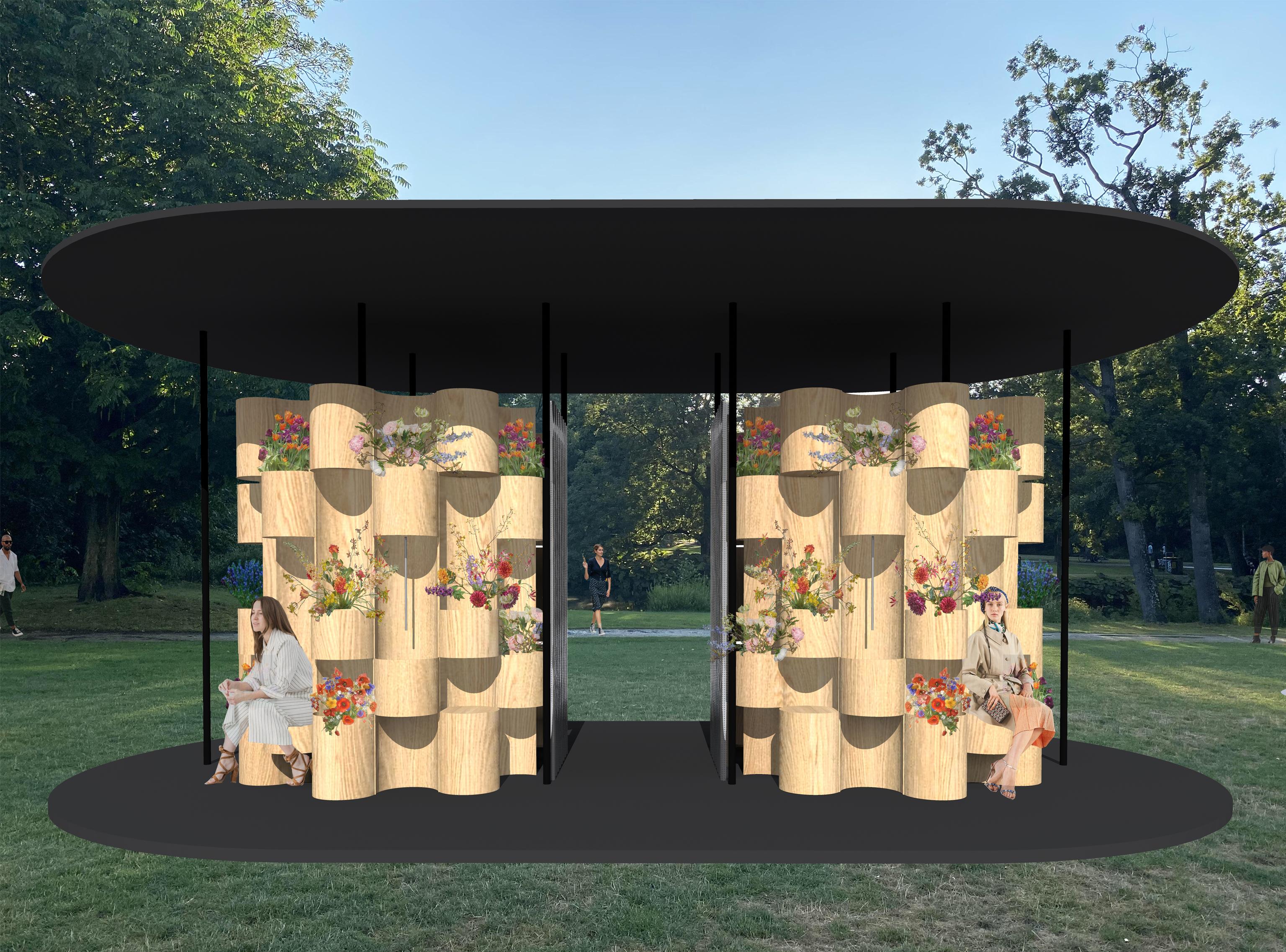 Public Toilets in Amsterdam zU-studio architecture Visual 01