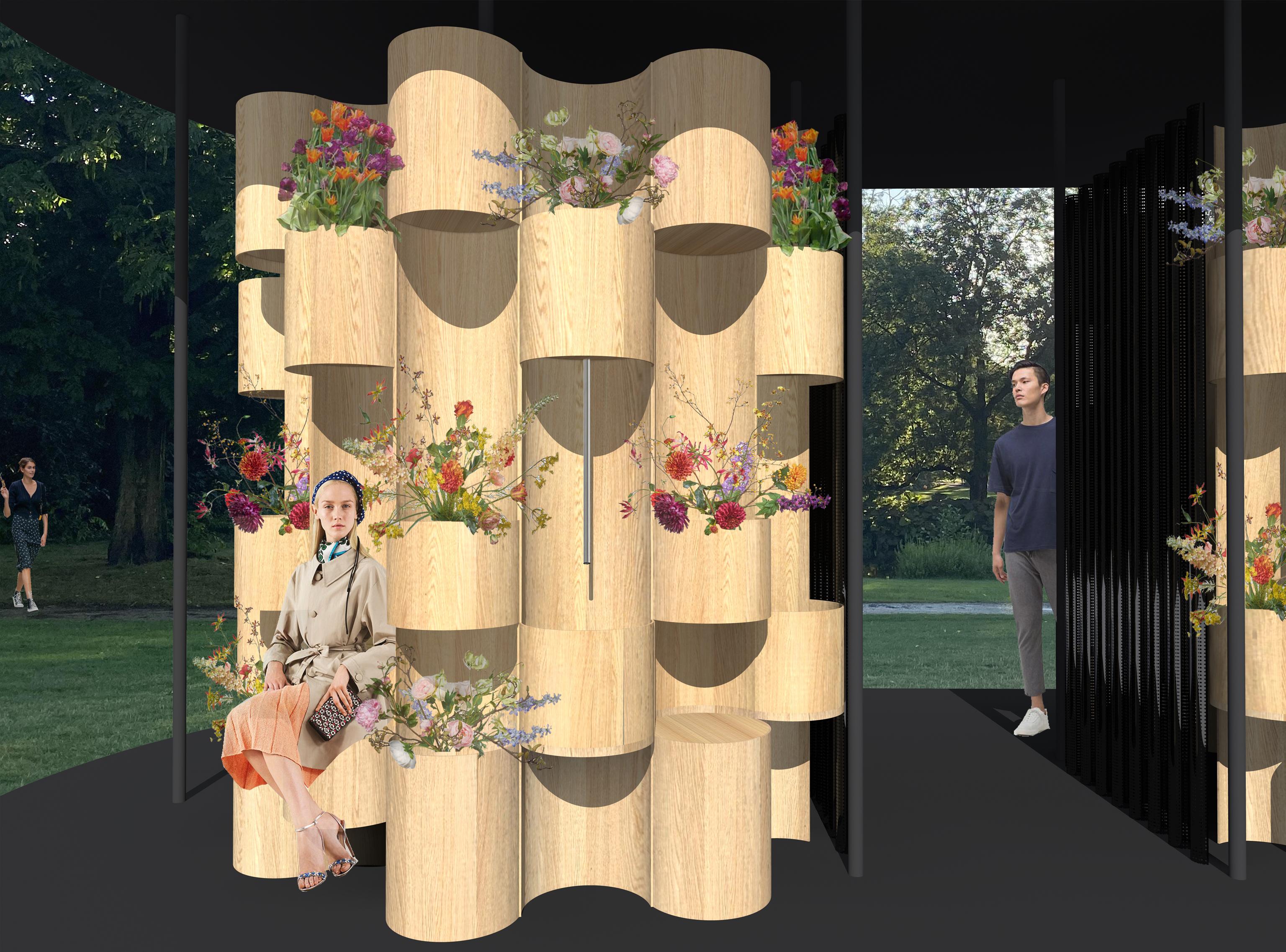 Public Toilets in Amsterdam zU-studio architecture Visual 02